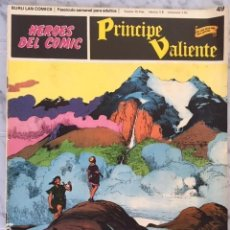 Cómics: PRINCIPE VALIENTE Nº 49 - HEROES DEL COMIC - ED BURU LAN - ED BURU LAN 1972. Lote 152356678