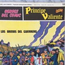 Cómics: PRINCIPE VALIENTE Nº 52 - HEROES DEL COMIC - ED. BURU LAN 2002. Lote 152357570