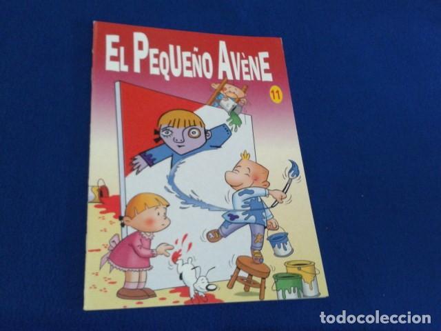 REVISTA INFANTIL ( EL PEQUEÑO AVENE Nº 11 ) (Tebeos y Comics Pendientes de Clasificar)