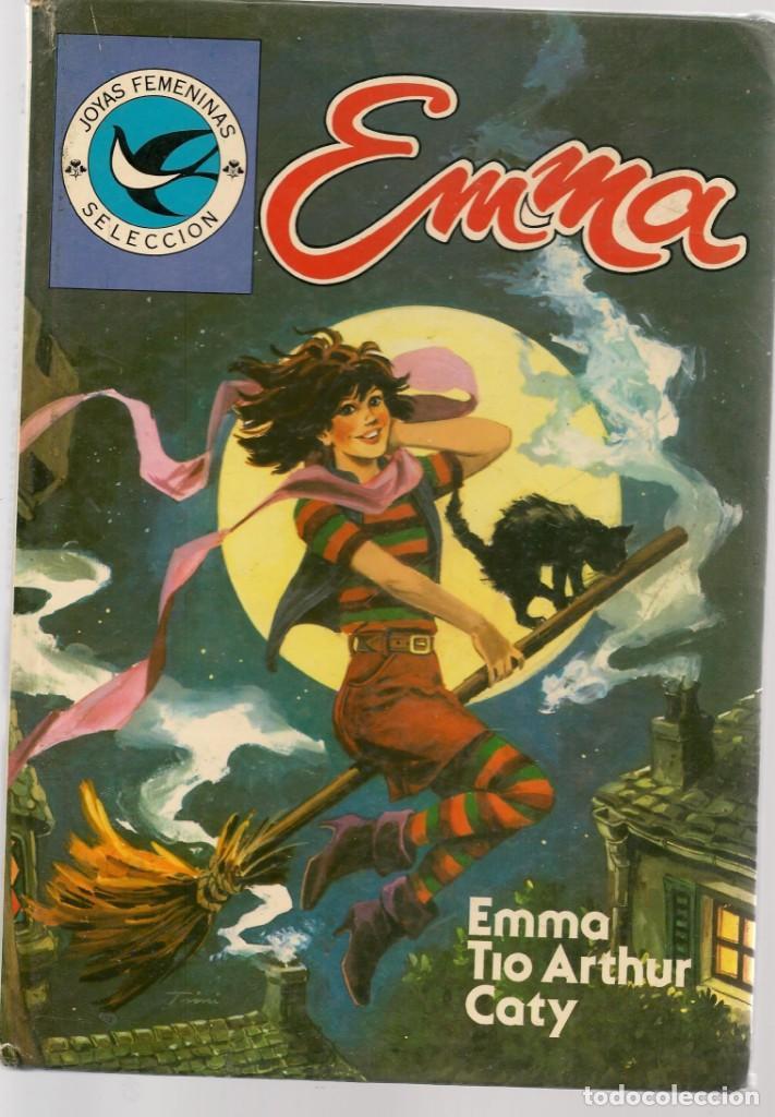 JOYAS FEMENINAS. SELECCION Nº 2. EMMA. BRUGUERA 1984. (B/A11) (Tebeos y Comics Pendientes de Clasificar)