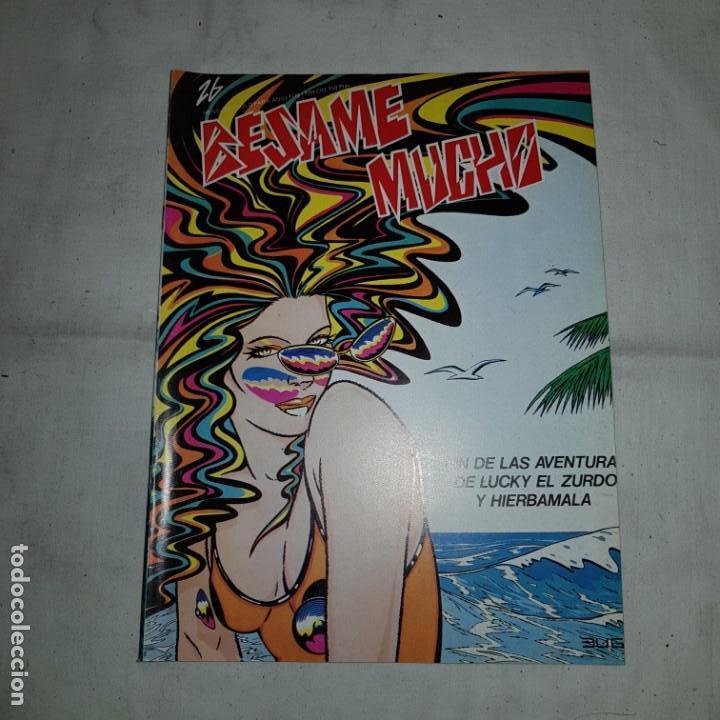 Cómics: LOTE COMICS BESAME MUCHO . Nº 24-25-26-27-28-29 - Foto 5 - 152562774