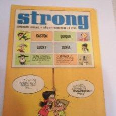 Cómics: STRONG NUMERO 69 - EDICIONES ARGOS - 1969. Lote 152566658