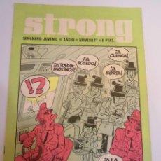 Cómics: STRONG NUMERO 71 - EDICIONES ARGOS - 1969. Lote 152566882