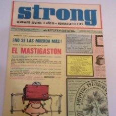 Cómics: STRONG NUMERO 68 - EDICIONES ARGOS - 1969. Lote 152566962