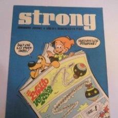 Cómics: STRONG NUMERO 82 - EDICIONES ARGOS - 1969. Lote 152567206