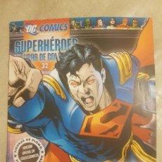 Cómics: DC CÓMICS, SUPERHÉROES FIGURAS DE COLECCIÓN. SUPERBOY - PRIME, N°32. EL PERSONAJE. ALTAYA.. Lote 152590478