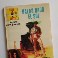 Cómics: BALAS BAJO EL SOL. CÓMIC DEL OESTE. 1975, OCASION. Lote 152592410