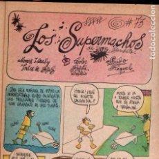 Cómics: RIUS : LOS SUPERMACHOS - DOS TOMOS- 24 NÚMEROS ENCUADERNADOS - EDICIÓN MEXICANA 1967. Lote 152679754