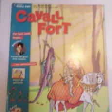 Cómics: CAVALL FORT NUMERO 1313 / 1314 - 2017. Lote 152686822