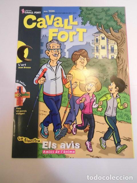 CAVALL FORT NUMERO 1326 - 2017 (Tebeos y Comics - Comics otras Editoriales Actuales)