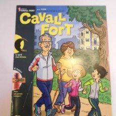 Cómics: CAVALL FORT NUMERO 1326 - 2017. Lote 152687218