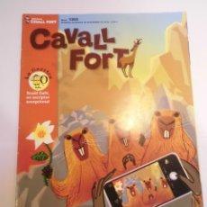 Cómics: CAVALL FORT NUMERO 1303 - 2017. Lote 152687458