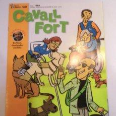 Cómics: CAVALL FORT NUMERO 1304 - 2017. Lote 152688090