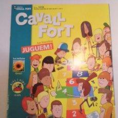Cómics: CAVALL FORT NUMERO 1318 - 2017. Lote 152688238