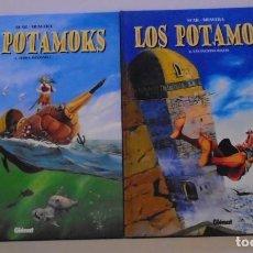 Cómics: LOS POTAMOKS - GLÉNAT / COLECCIÓN COMPLETA. Lote 152840890