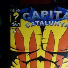 Cómics: COMIC NUM 1 - CAPITA CATALUNYA .- EN CATALAN . Lote 152958750