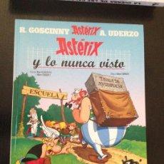 Cómics: ASTERIX Y LO NUNCA VISTO-SALVAT. Lote 153100222