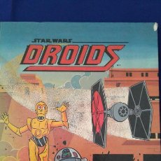 Cómics: STAR WARS: DROIDS . Lote 153100530