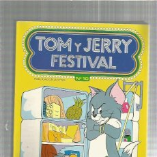 Cómics: TOM JERRY FESTIVAL 10. Lote 153385046