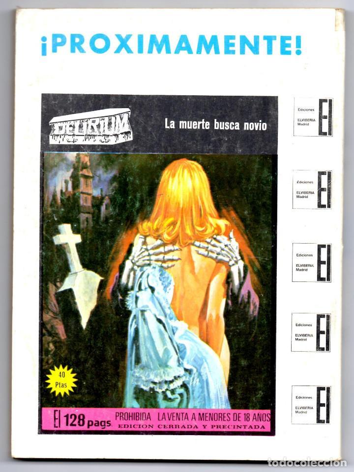 Cómics: SHAFT nº 1, 3, 6, 14, 19, 24 y 25 (Elviberia 1976) 7 novelas. - Foto 3 - 153496922