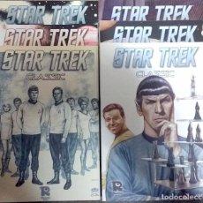 Cómics: STAR TREK CLASSIC (6 TOMOS COMPLETA). Lote 153583262