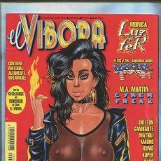 Cómics: EL VIBORA REVISTA NUMERO 201: INFIERNO, ODIO, CYBER FREAK, ETC. Lote 153657113