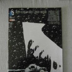 Comics: CABALLERO OSCURO III. LA RAZA SUPERIOR Nº 3. ECC. DC COMICS. GRAPA. Lote 214988952
