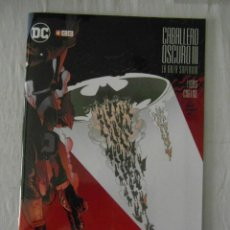 Comics: CABALLERO OSCURO III. LA RAZA SUPERIOR Nº 4. ECC. DC COMICS. GRAPA. Lote 153723406