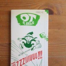 Cómics: ZZZIIIUUU PICANYOL PUBLICADO POR PIRENE EDITORIAL - . (1987) 80PP. Lote 153732186