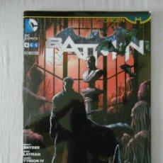 Comics: BATMAN ORIGEN Nº 22. ECC DC COMICS. PERFECTO ESTADO. Lote 153788546