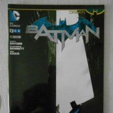Comics: BATMAN ORIGEN Nº 23. ECC DC COMICS. PERFECTO ESTADO. Lote 153789058