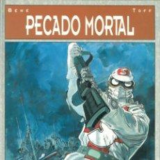 Cómics: PECADO MORTAL - GLÉNAT / NÚMERO ÚNICO. Lote 153886658
