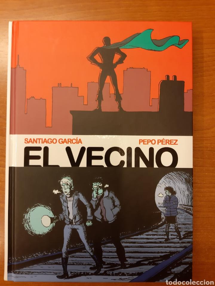 EL VECINO 1 Y 2 SANTIAGO GARCÍA PEPO PÉREZ ASTIBERRI ¡NUEVO! (Tebeos y Comics - Comics otras Editoriales Actuales)
