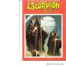 Cómics: ESCORPION. RELATOS DE TERROR SICOLÓGICO. Nº 62. Lote 101928379