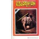 Cómics: ESCORPION. RELATOS DE TERROR SICOLÓGICO. Nº 65. Lote 53952610
