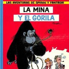 Cómics: LA MINA Y EL GORILA - ANDRÉ FRANQUIN - GRIJALBO MONDADORI, S.A. - JUNIOR. Lote 154087168