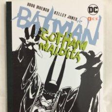 Cómics: BATMAN. GOTHAM MALDITA (OTROS MUNDOS) - ECC. Lote 154141242