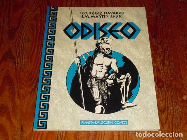ODISEO - 1995 - PLANETA DE AGOSTINI - (Tebeos y Comics - Comics otras Editoriales Actuales)