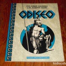 Cómics: ODISEO - 1995 - PLANETA DE AGOSTINI -. Lote 154192862