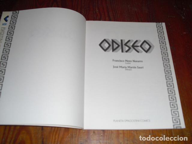 Cómics: ODISEO - 1995 - PLANETA DE AGOSTINI - - Foto 2 - 154192862