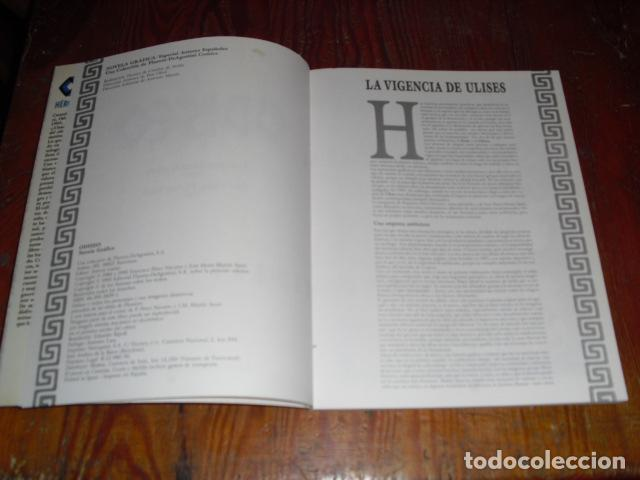 Cómics: ODISEO - 1995 - PLANETA DE AGOSTINI - - Foto 3 - 154192862