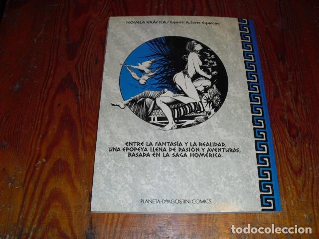 Cómics: ODISEO - 1995 - PLANETA DE AGOSTINI - - Foto 11 - 154192862