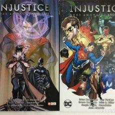 Fumetti: INJUSTICE. GODS AMONG US: AÑO TRES 1 2 (COLECCIÓN COMPLETA)- ECC. Lote 154278449