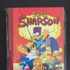 Cómics: SUPER SIMPSON _ TAPA DURA _LEY455. Lote 154321378