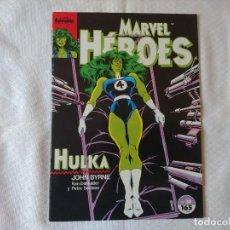 Cómics: MARVEL HEROES NUMERO 38. Lote 154490018