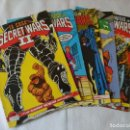 Cómics: LOTE SECRET WARS 5 NUMEROS. Lote 154513106