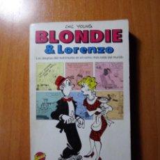 Cómics: BLONDIE Y LORENZO / CHIC YOUNG / PALA 1973. Lote 154534122