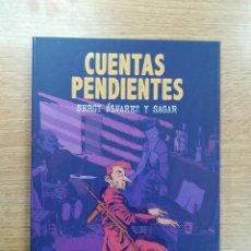 Cómics: CUENTAS PENDIENTES (ASTIBERRI). Lote 154586040