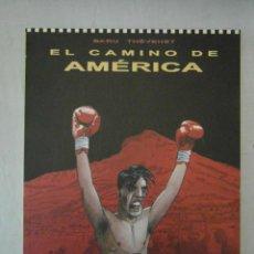 Cómics: EL CAMINO DE AMERICA. ASTIBERRI. BARU THEVENET. Lote 154654838
