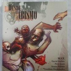 Cómics: DESDE EL ABISMO. Lote 31666469